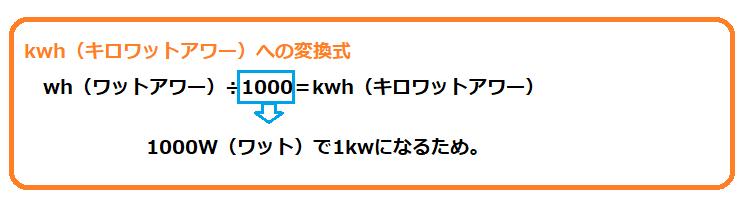 電気代計算
