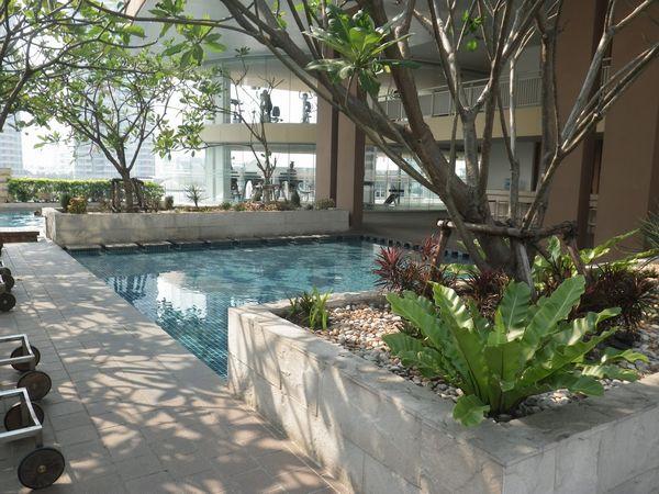 タイのサービスアパートメント