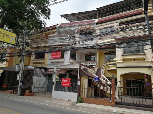 タイのタウンハウス