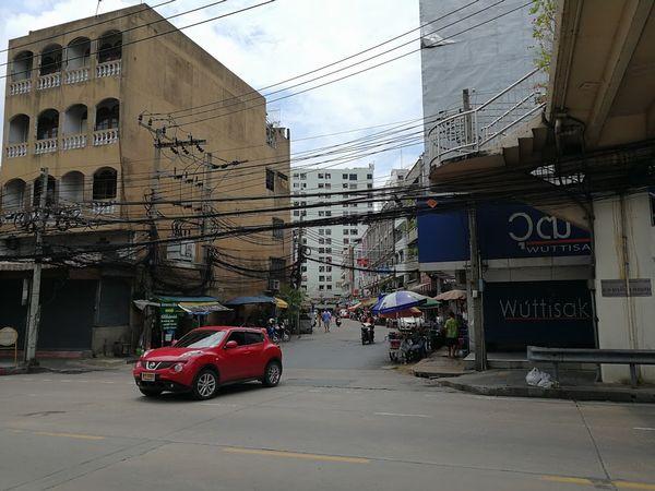 タイのアパート