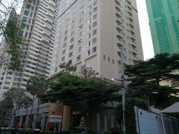 タイ マリオットアパートメント