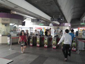 タイ バンコク・スカイトレイン