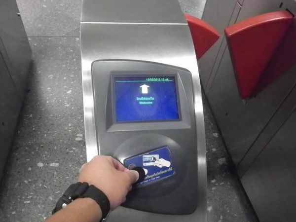 タイ地下鉄(MRT)