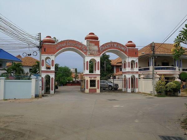 タイのムーバーン