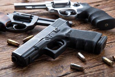 タイは銃社会