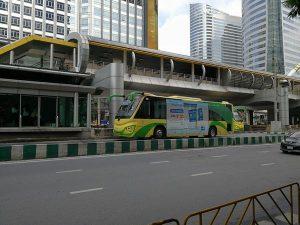 タイ バンコクBRT