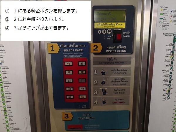 BTSキップ自販機