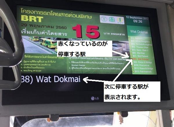 BRT乗車方法