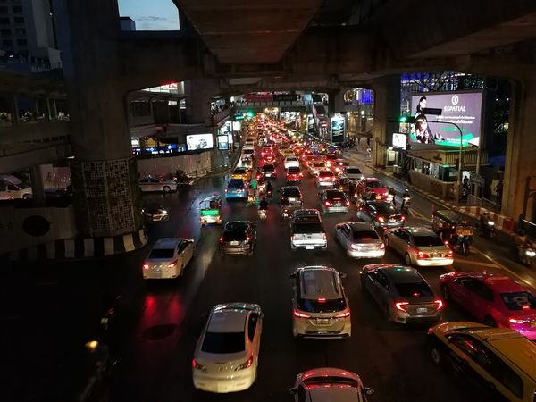 タイの交通