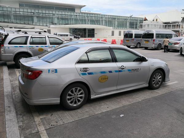 プーケット空港リムジンタクシー