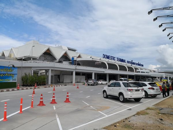 プーケット空港