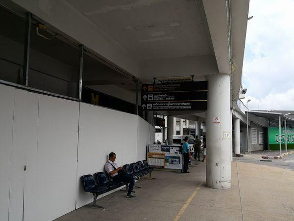 プケット空港エアポートバス