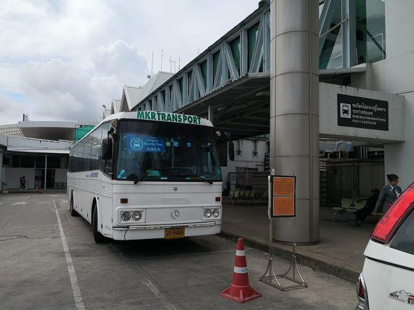 プーケット空港シャトルバス