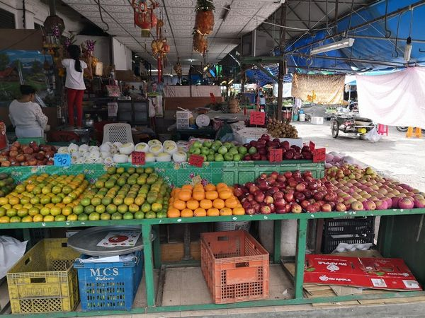 ダオタオ市場