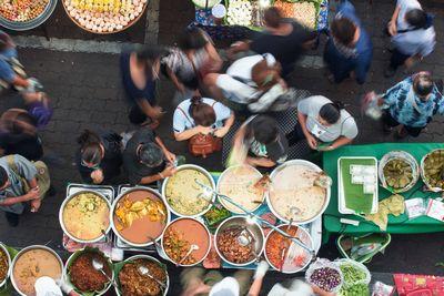 タイ観光客
