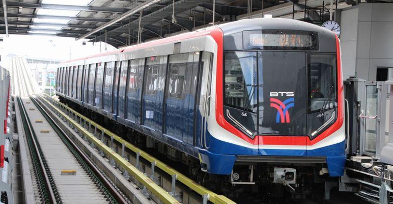 タイ バンコクの重要公共交通機関BTSとは?