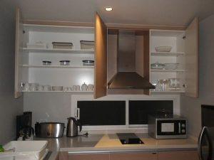 タイのキッチン