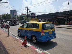 パタヤタクシー