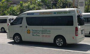 サミティヴェート病院スクムビット シャトルバス