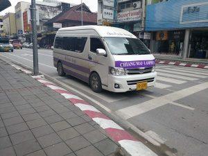 ランプーム行きバス