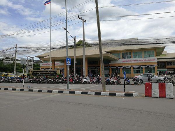 チェンマイバスターミナル3
