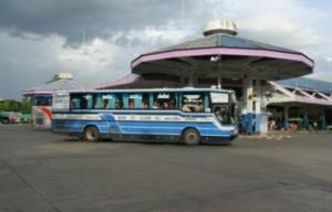 タイ長距離バス
